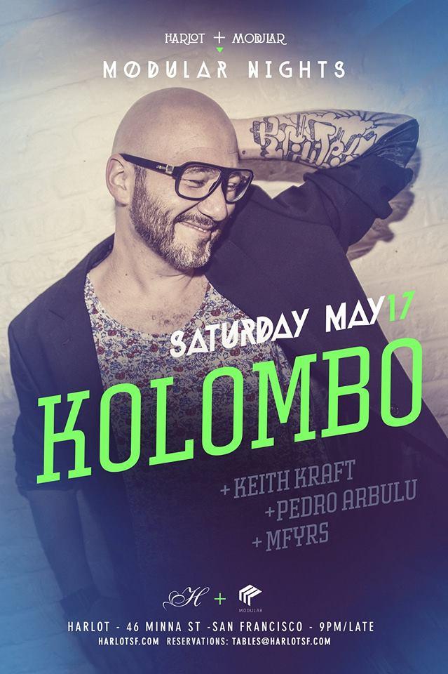 Kolombo Modular Nights