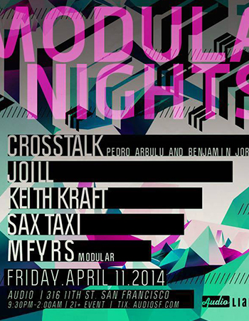 Crosstalk Modular Nights