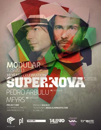 Supernova Modular Nights