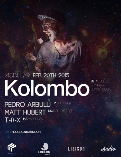 Kolombo Modular Nights San Francisco
