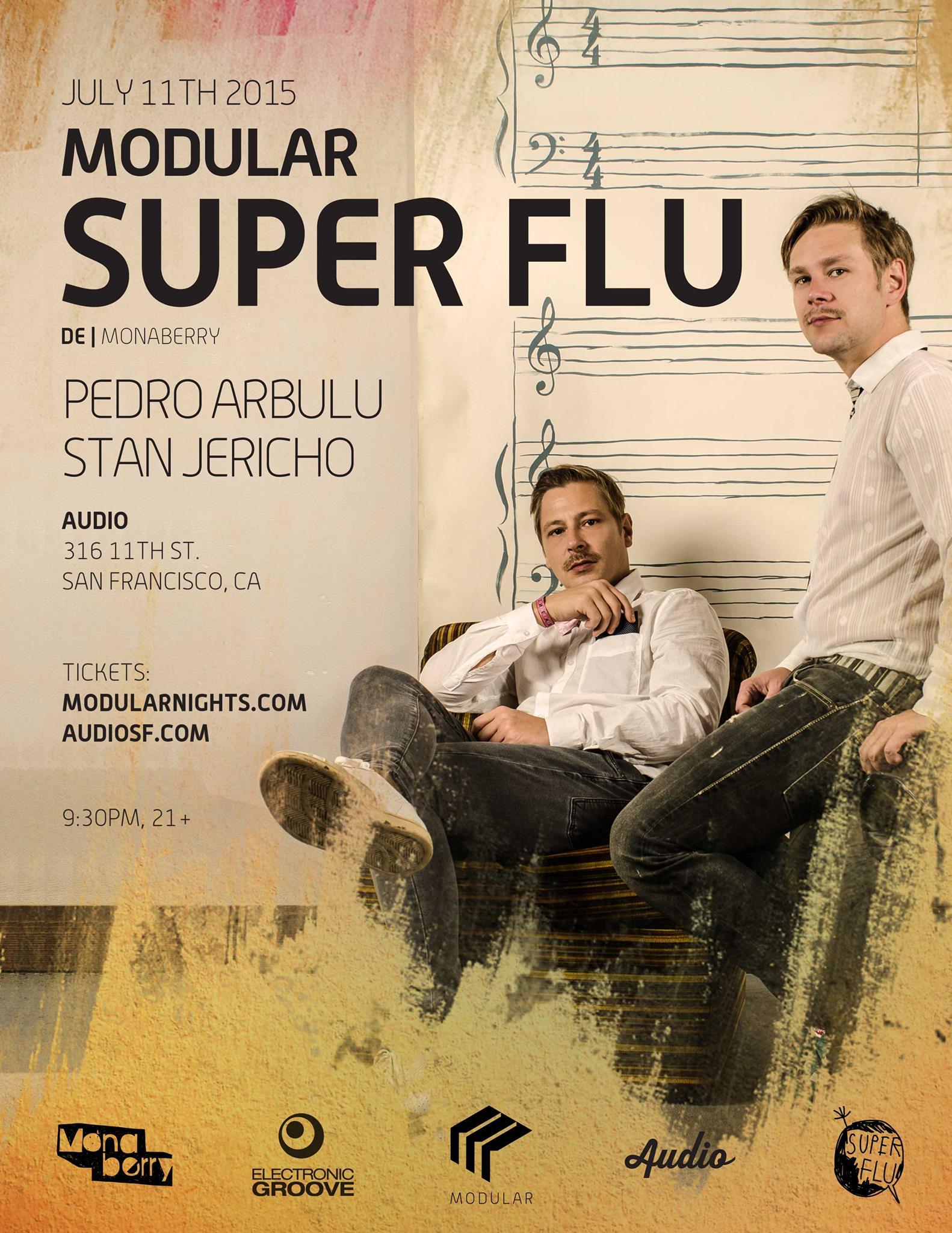 Super Flu Modular San Francisco