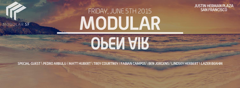 Modular Open Air Banner
