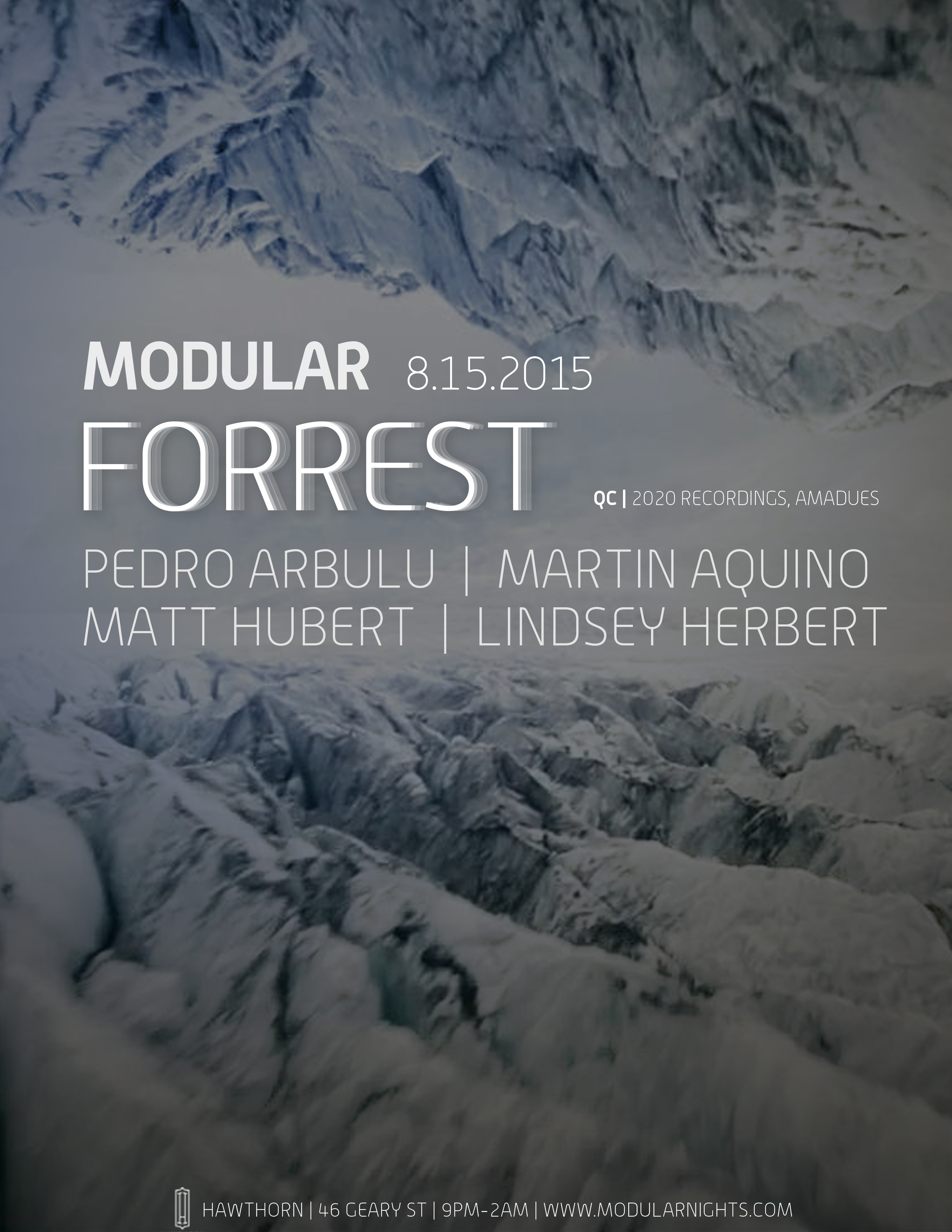 Forrest Modular Nights San Francisco