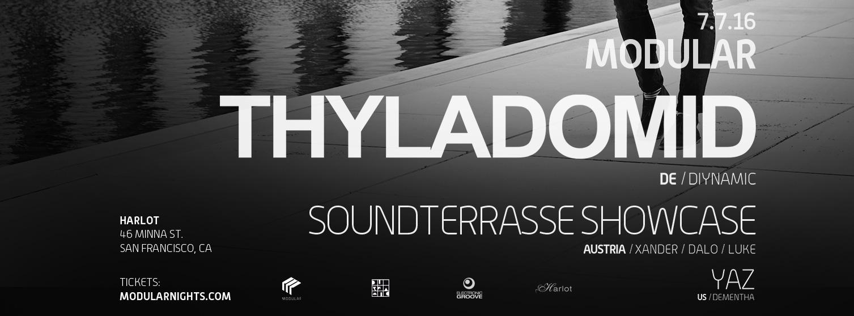 Thyladomid Modular San Francisco