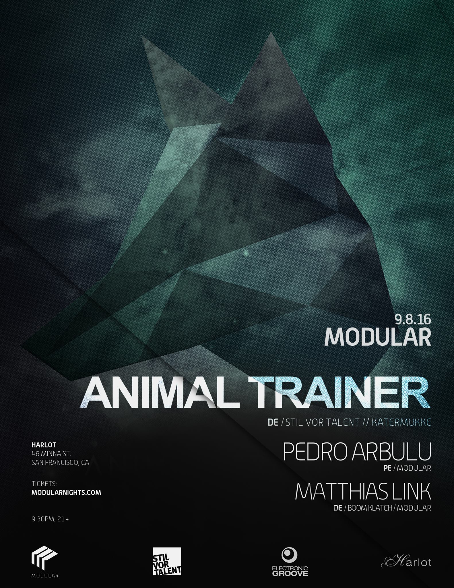 Animal Trainer Modular San Francisco