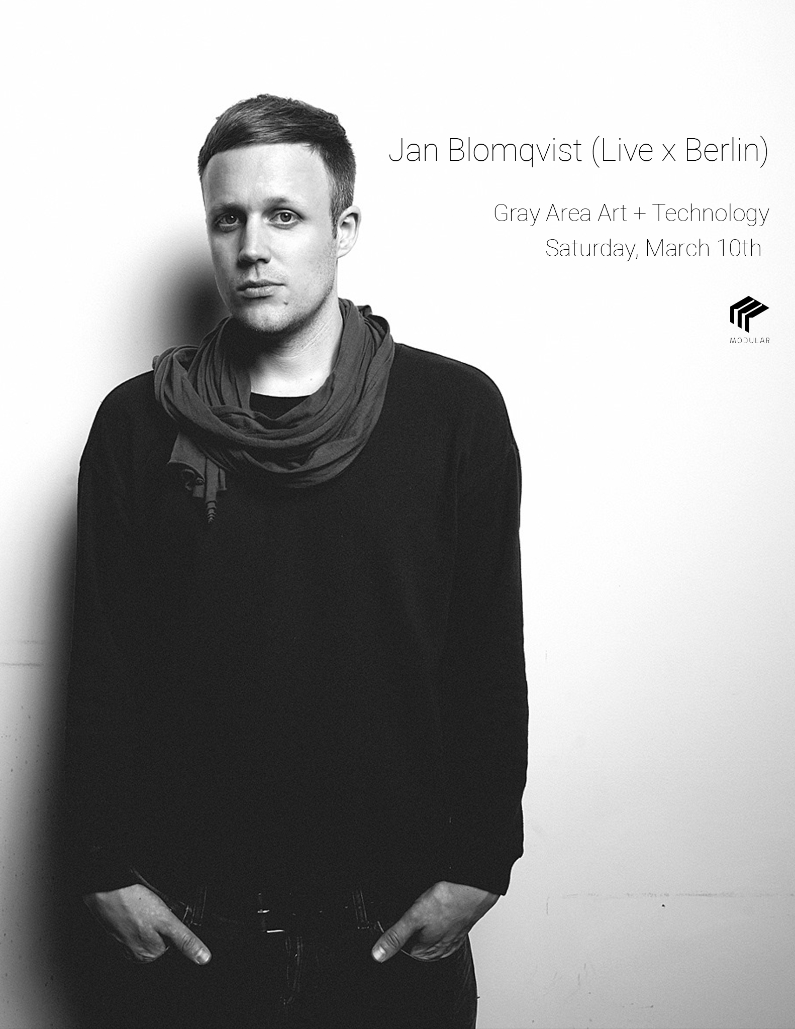 jan blomqvist modular san francisco