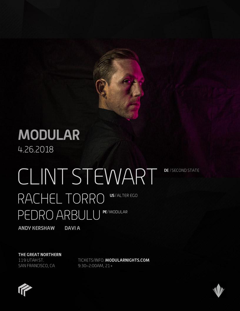 Clint Stewart San Francisco Modular