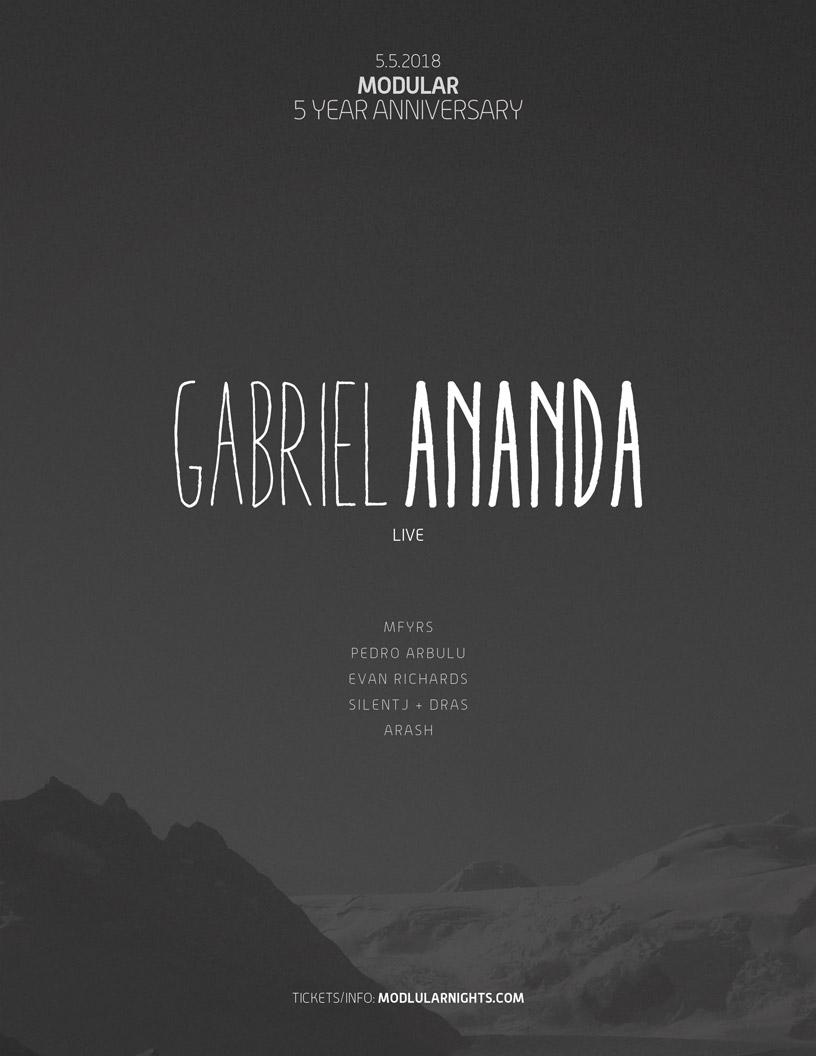 Gabriel Ananda Modular San Francisco